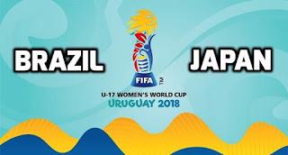 Japan vs Brazil