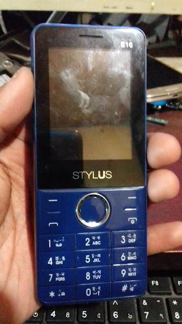 Stylus e16 spd 6531e Flash File I Stylus e16 Boot Key I Stylus E16