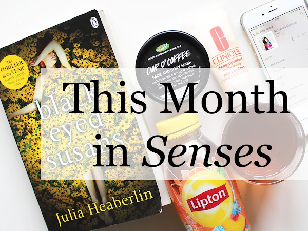 This Month in Senses: March 2016