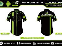 Design Baju Kejuruan TKJ Versi Android Keren