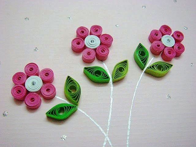 Easy Quilling For Kids Arts And Crafts Ideas Projects