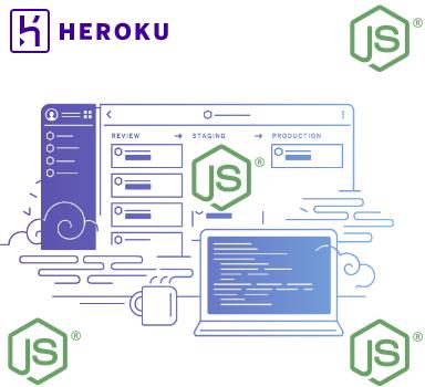 Cheap NodeJS hosting (Heroku test) | Failed Sleep