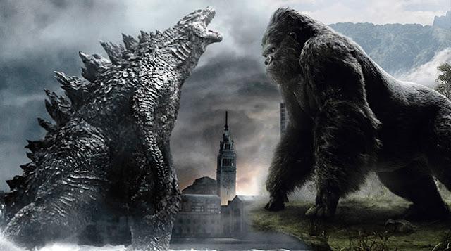 গডজিলা (Godzilla) বনাম কিংকং(Kinkam)