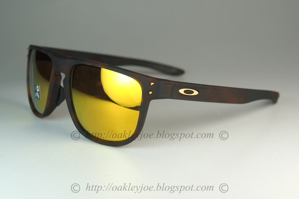 ffff8d3d1f oo9379-0355 Holbrook R Round Asian Fit matte black + prizm ruby iridium   245 lens pre coated with Oakley hydrophobic nano solution