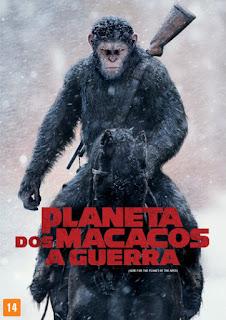 Planeta dos Macacos – A Guerra Dublado Online