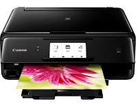 Canon PIXMA TS8040 Printer Driver Download