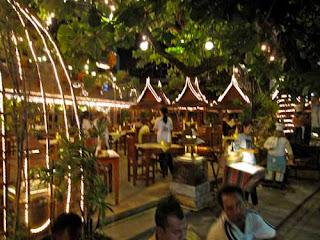 Thai Restaurant Patong Phuket Thailand