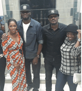 2 Baba TufaceIdibia  open up, let God forgive those mocker on Tiwa Savage & Teebillz marital affair