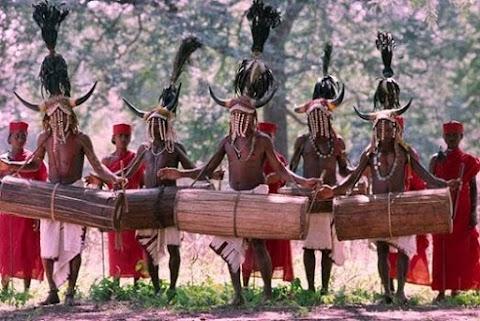 छत्तीसगढ़ की जनजातियाँ