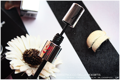 big lashes  HyperVOLUME Mascara by Tns Cosmetics