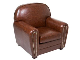 Sillon Marron Poli Piel Denver