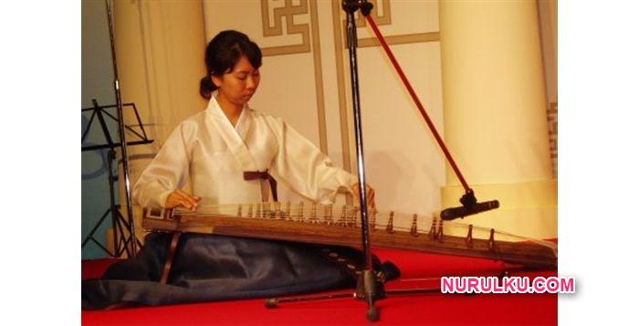 Nama Alat Musik Tradisional Korea
