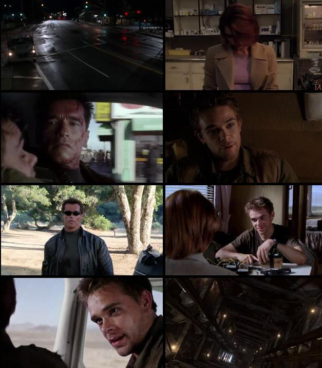 Terminator 3 - Rise Of The Machine 2003 Dual Audio Hindi 720p BluRay
