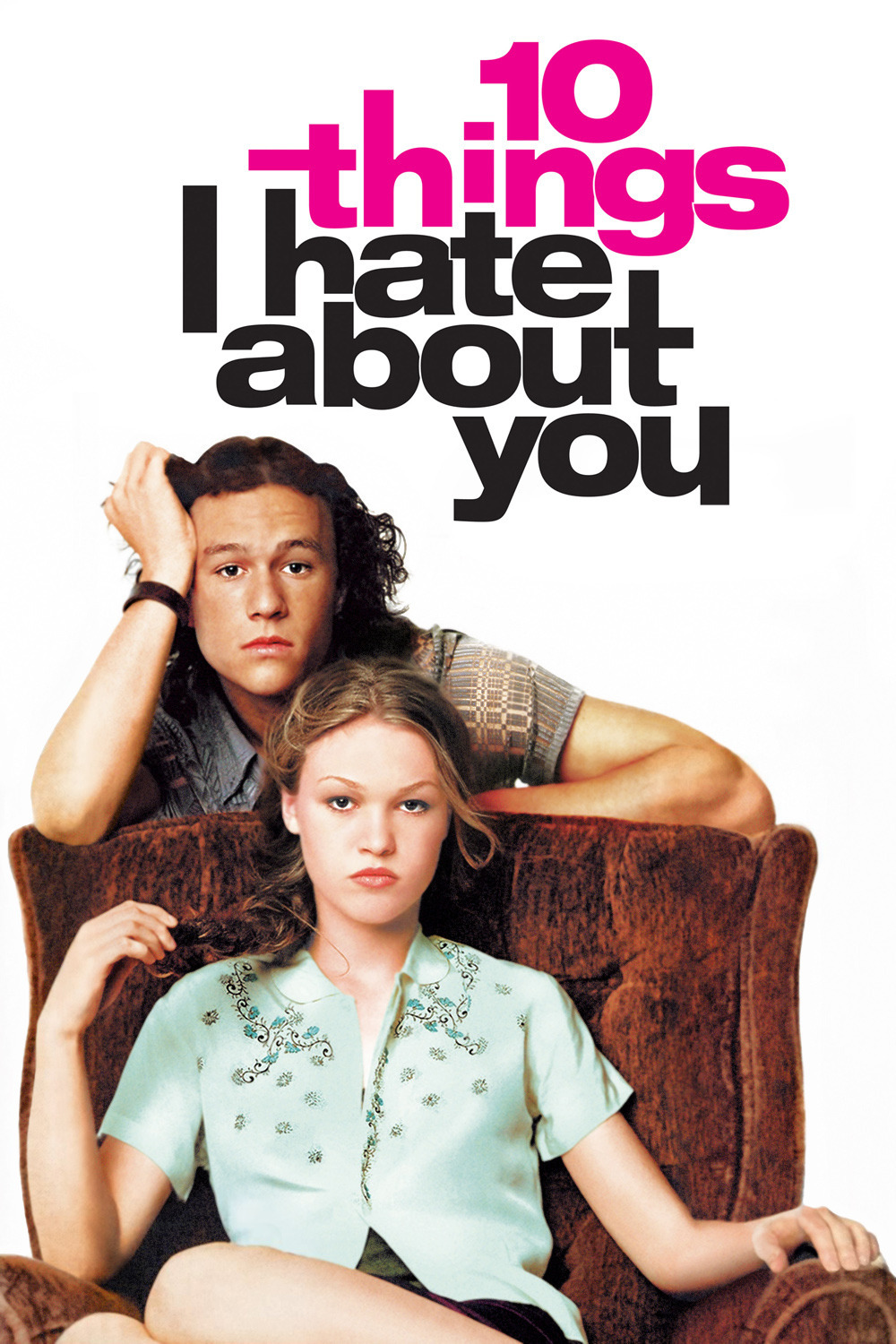 10 Things I Hate About You (1999) ταινιες online seires oipeirates greek subs