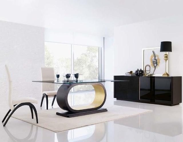 Comedores estilo minimalista decoraci n del hogar for Decoracion del hogar minimalista