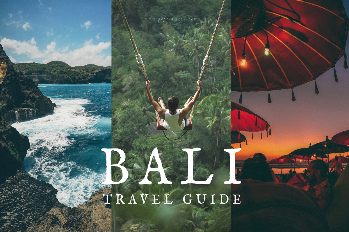 Travel Guide: Bali, Indonesia's Dreamland