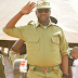 Photogist: Niger State Governor Dresses In Full NYSC Regalia For Parade