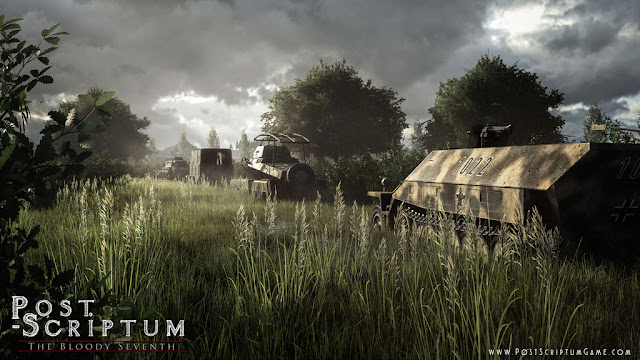 Post Scriptum PC Game Full Version