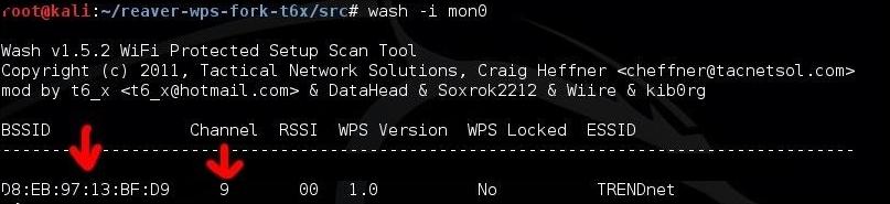Wifi hack wps hack