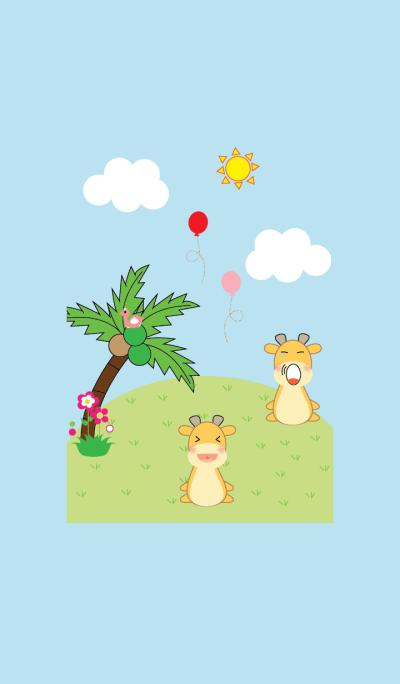 Giraffe giraffe theme (JP)