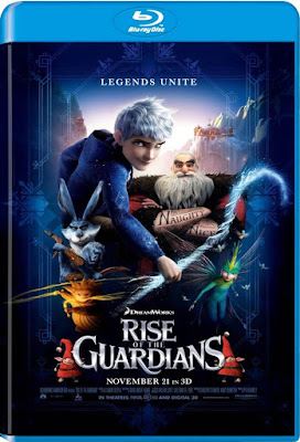 Rise Of The Guardians 2012 2D+3D PROPER BD25 Latino