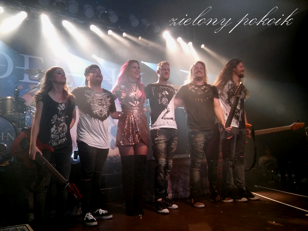 Kulturalnie: Delain + Evergrey, Kobra and the Lotus