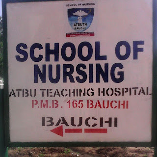 School of Nursing Bauchi (ATBUTH) Admission Form 2020/2021