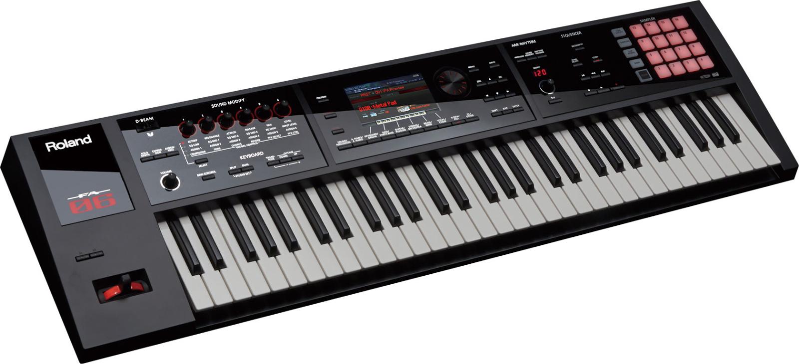 Review Keyboard Roland Lengkap