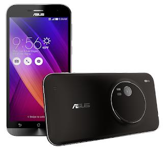Cara Reset ASUS Zenfone Zoom ZX550 lupa pola / password