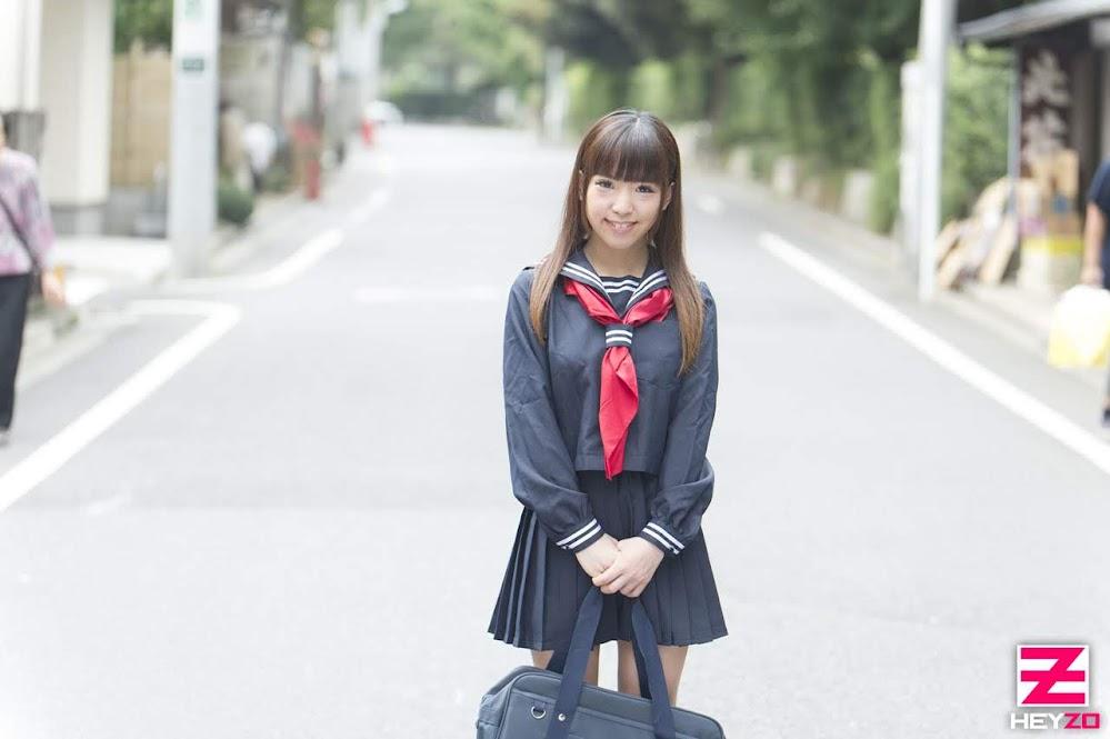 [Heyzo] 2017.03.11 1427 放課後美少女ファイル No.21~桐山あかり [21P3MB] - idols