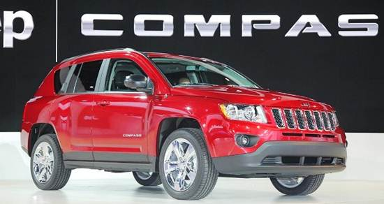 2017 Jeep Compass Limited Edition