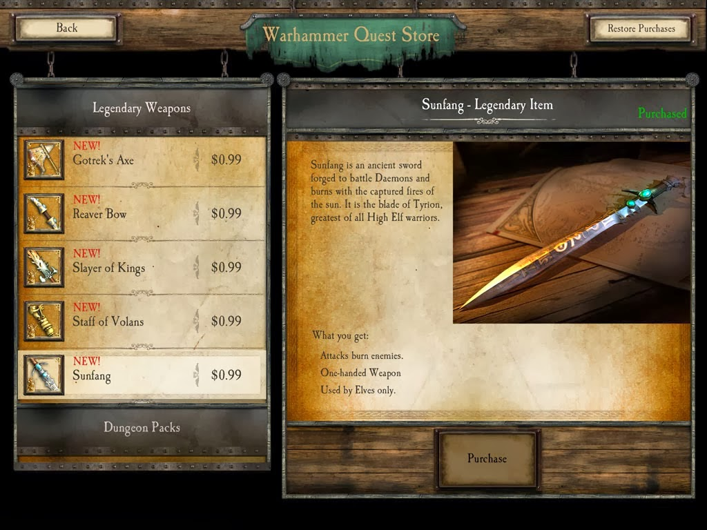 Download Free Warhammer Quest Game (All Versions) Hack v1.20 Unlimited Money,Coins,All Levels Unlocked 100% working and Tested for IOS and Android MOD, Trainer