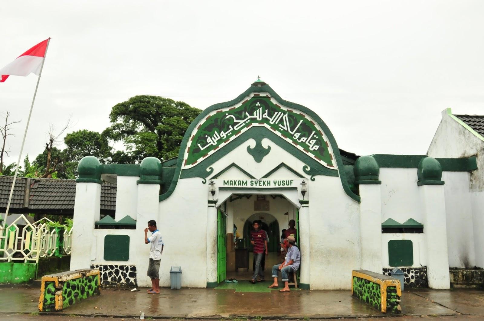 Tuanta Salamaka - Syekh Yusuf Al-Makassari