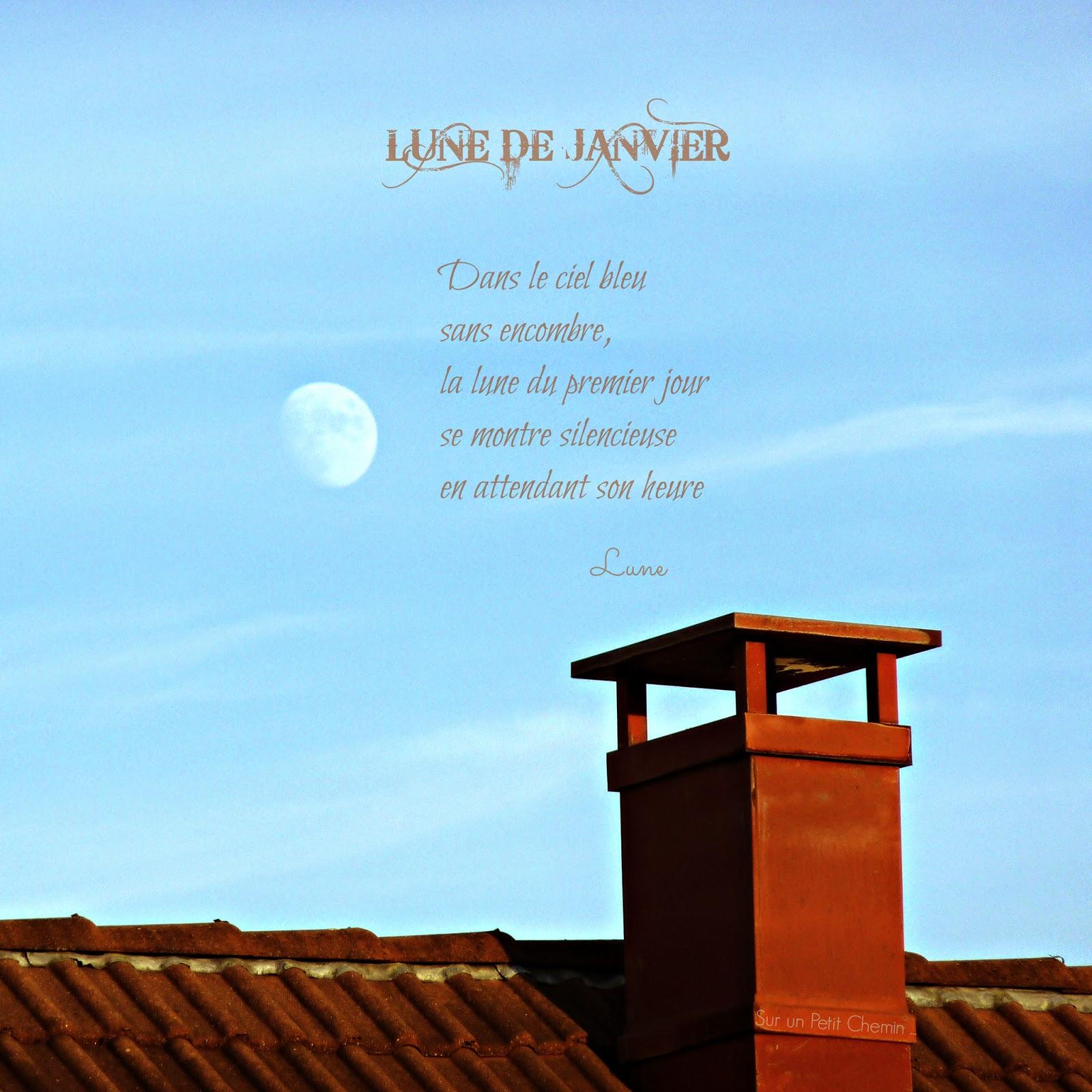 Lune de Janvier - Le premier jour 2015