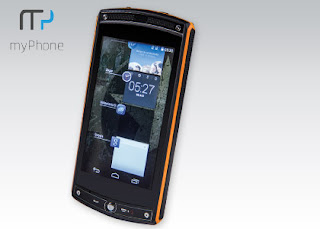 Smartfon MyPhone Hammer Force LTE z Biedronki
