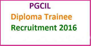 PGCIL Recruitment Diploma Trainee