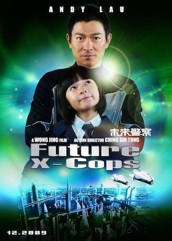 Future X-Cops 2010 Dual Audio Hindi Full Movie Download
