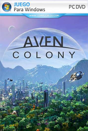 Aven Colony The Expedition PC Full Español