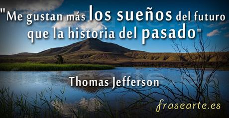Frases célebres de Thomas Jefferson