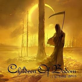 """Το lyric video των Children of Bodom για το τραγούδι """"Horns"""" από τον δίσκο """"I Worship Chaos"""""""