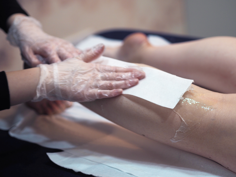 nkd waxing leicester leg wax