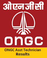 ONGC Assistant Technician Result