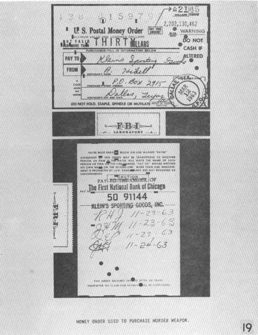 Photo-Of-Money-Order-From-12-9-63-FBI-Re