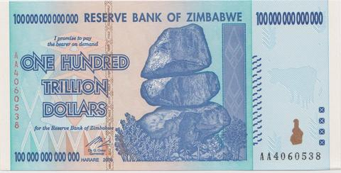"""""""The Great ZIM Exchange Debate and my 2 Cents"""" by Carden - 5/17/18 Zimbabwe-banknotes-100-trillion-dollars-front_large"""