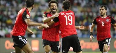موعد مشاهدة مباراة مصر وروسيا الثلاثاء 19-6-2018 ضمن مباريات كأس العالم 2018 و القنوات الناقلة