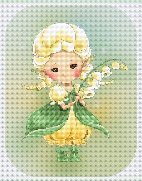 Lily of the Valley Sprite