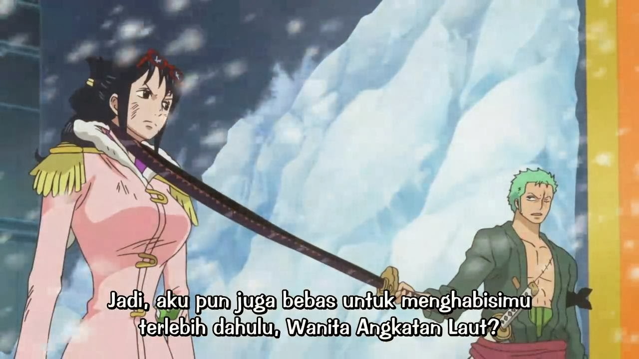 one piece episode 613 ryuanime