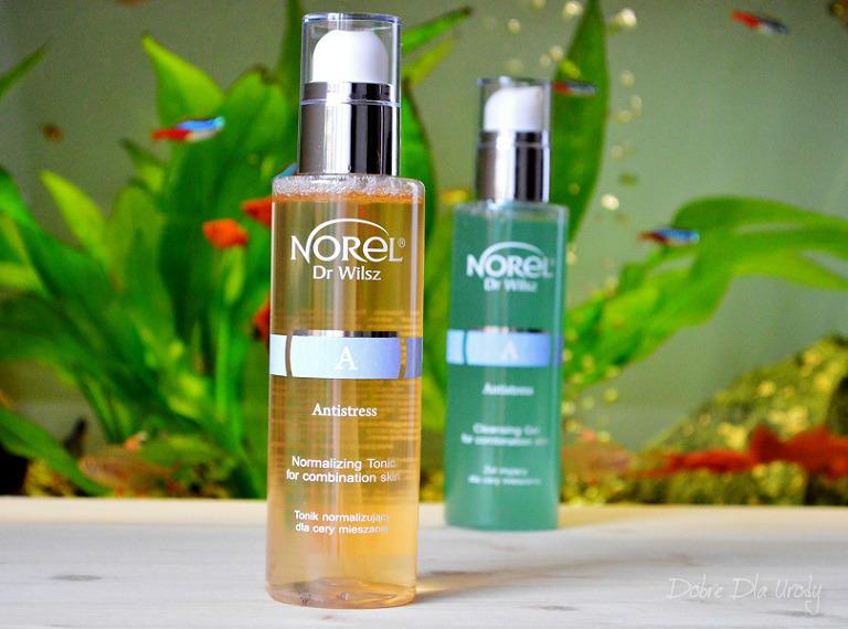 Codzienna pielęgnacja z Norel - Tonik normalizujący Antistress
