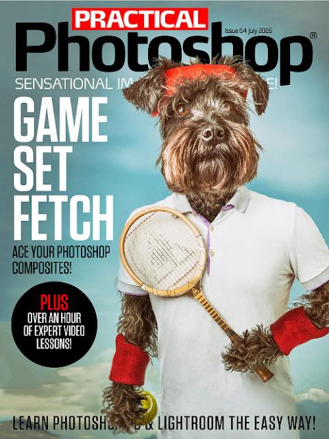 Practical Photoshop - July 2016 PDF
