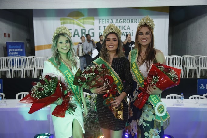 GRAVATAÍ | Eleita a nova corte de soberanas da 7ª Fearg